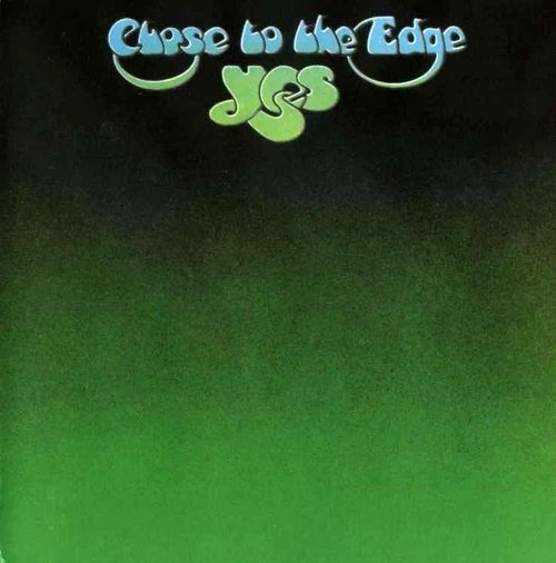 vinyl LP YES CLOSE TO THE EDGE