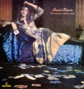 vinyl LP BOWIE, DAVID THE MAN WHO SOLD THE WORLD (2015 REMASTERED)