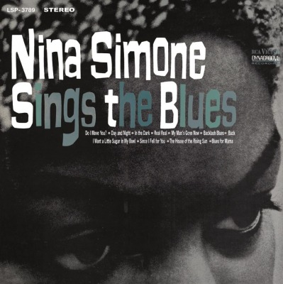 vinyl LP NINA SIMONE Sings The Blues