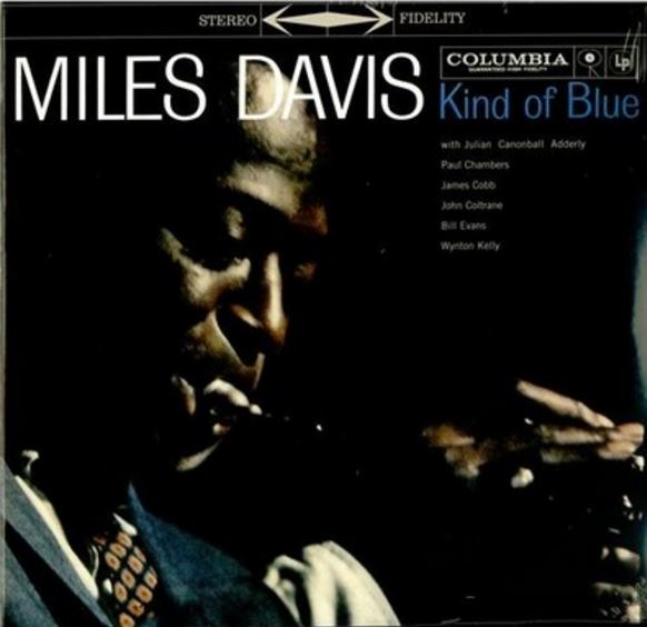 vinyl LP MILES DAVIS  Kind of Blue (Mono)