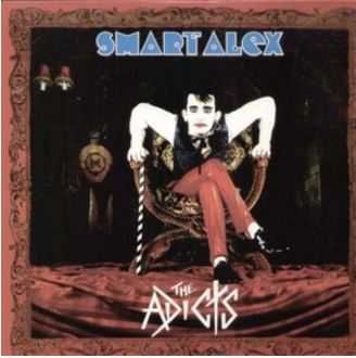 vinyl LP THE ADICTS Smart Alex