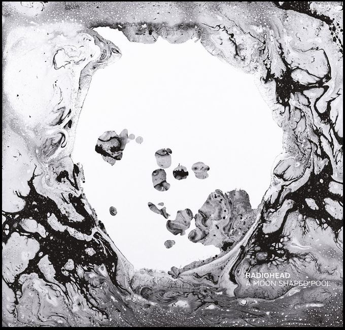 vinyl 2LP RADIOHEAD A Moon Shaped Pool