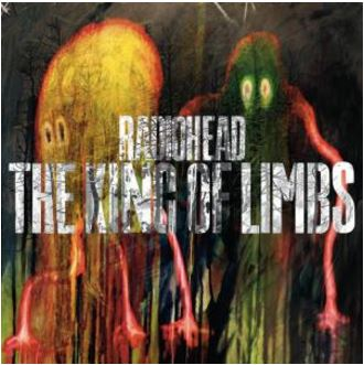 vinyl LP RADIOHEAD King Of Limbs