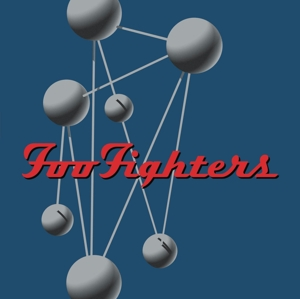 vinyl 2LP FOO FIGHTERS Colour And The Shape