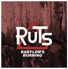 vinyl 2LP RUTS Babylon´s Burning