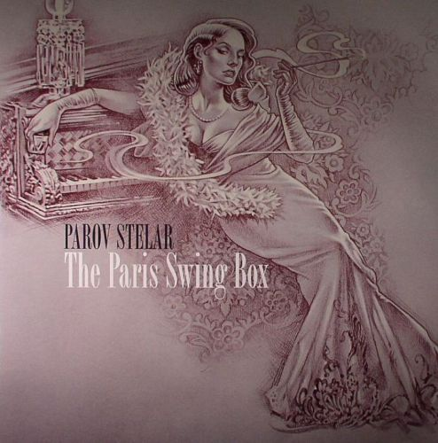 vinyl LP PAROV STELAR The Paris Swing Box