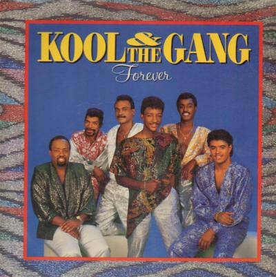 vinyl LP KOOL AND THE GANG Forever