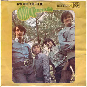 vinyl LP THE MONKEES More Of The Monkees