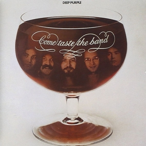 vinyl LP DEEP PURPLE Come Taste The Band