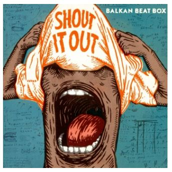 vinyl LP BALKAN BEAT BOX Shout It Out