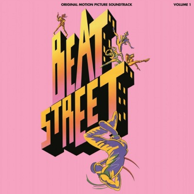 vinyl LP BEAT STREET (soundtrack)