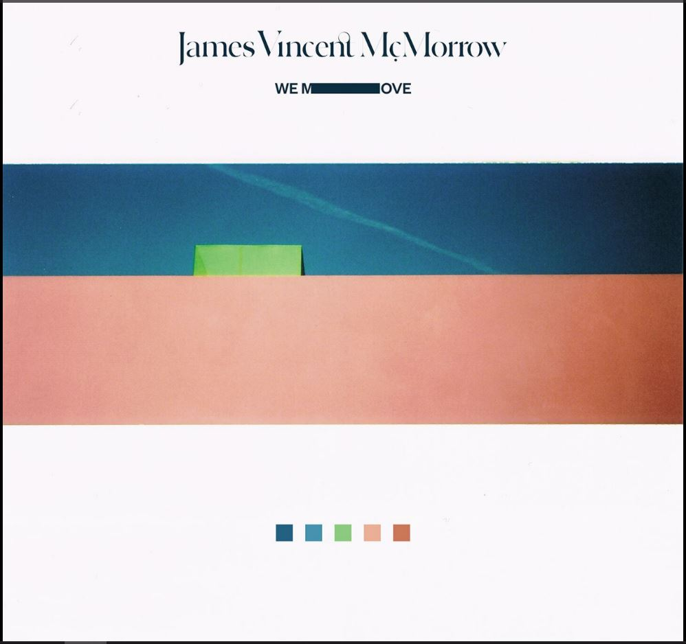 vinyl LP JAMES VINCENT McMORROW  We Move