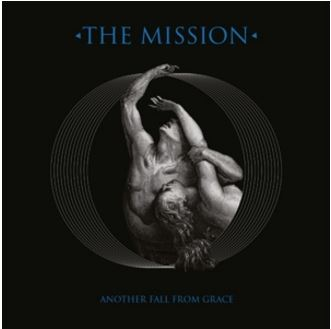 vinyl LP THE MISSION Another Fall From Grace