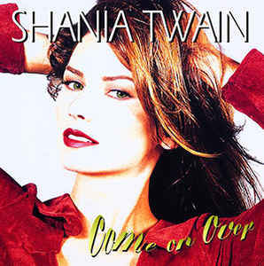 vinyl 2LP SHANIA TWAIN Come On Over