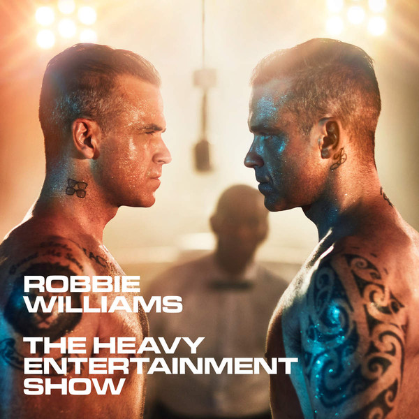 vinyl LP ROBBIE WILLIAMSHeavy Entertainment Show