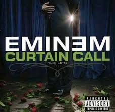 2LP EMINEM Curtain Call