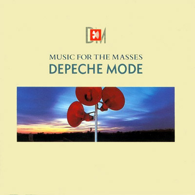 vinyl LP DEPECHE MODE Music For The Masses