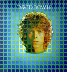 vinyl LP BOWIE, DAVID DAVID BOWIE (AKA SPACE ODDITY) (2015 REMASTERED)