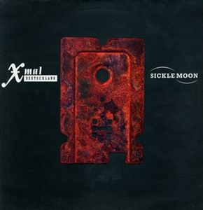 "vinyl 12""maxi SP X MAL DEUTSCHLAND Sickle Moon"