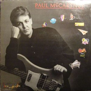 vinyl 2LP PAUL McCARTNEY All The Best