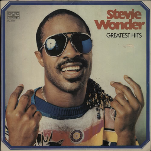 vinyl LP STEVIE WONDER Greatest Hits