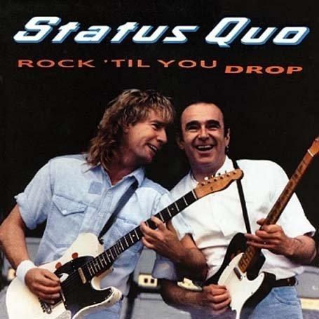 vinyl LP STATUS QUO Rock´Til You Drop