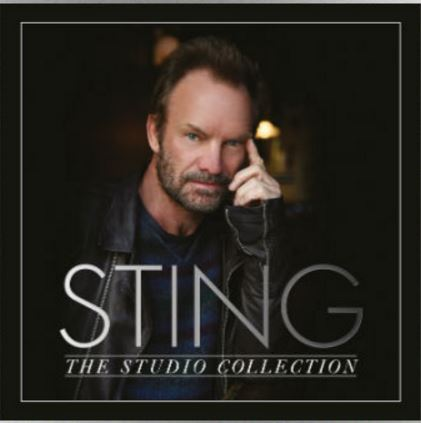 vinyl set 16LP STING Complete Studio Collection