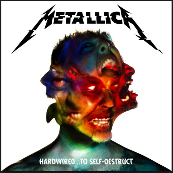 vinyl 2LP METALLICA Hardwired... To Self-destruct
