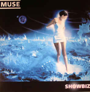 vinyl 2LP MUSE Showbiz