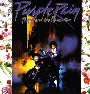 vinyl LP PRINCE & THE REVOLUTION Purple Rain