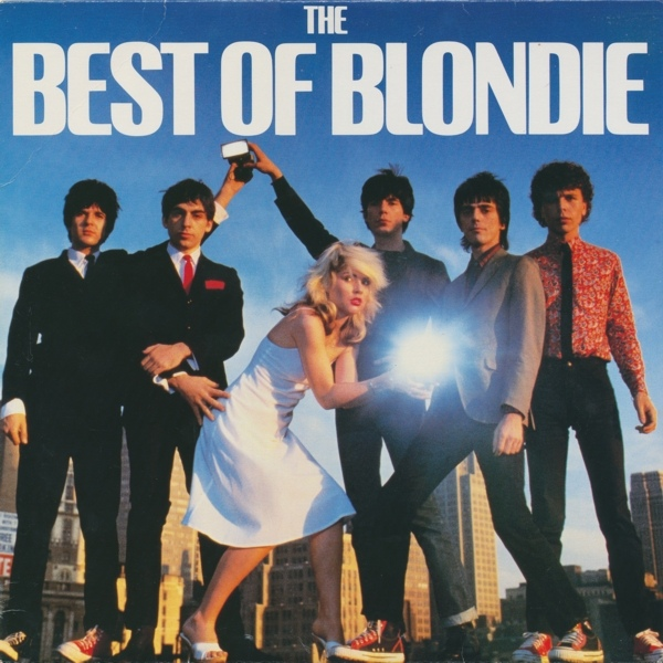 vinyl LP BLONDIE The Best Of Blondie