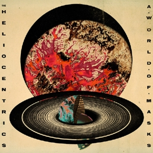 vinyl LP HELIOCENTRICS A World of Masks