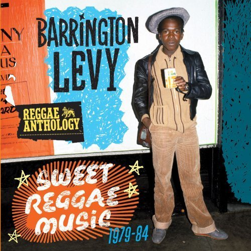 vinyl LP BARRINGTON LEVY Sweet Reggae Music