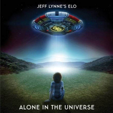 vinyl LP ELECTRIC LIGHT ORCHESTRA Alone In the Universe