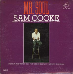 vinyl LP SAM COOKE Mr. Soul
