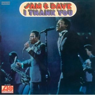 vinyl LP SAM and DAVE I Thank You