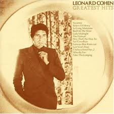 vinyl LP LEONARD COHEN Greatest Hits