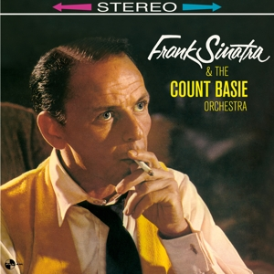 vinyl LP FRANK SINATRA & THE COUNT BASIE ORCHESTRA