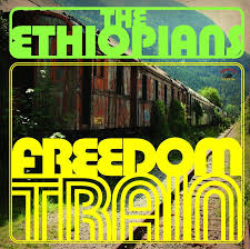 vinyl LP THE ETHIOPIANS Freedom Train