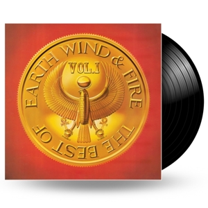 vinyl LP EARTH, WIND & FIRE The Best Of Vol.1