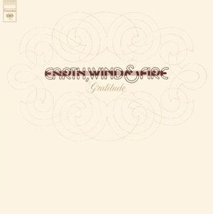 vinyl 2LP EARTH, WIND & FIRE Gratitute