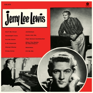 vinyl LP JERRY LEE LEWIS Jerry Lee Lewis