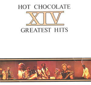 vinyl LP HOT CHOCOLATE XIV Greatest Hits