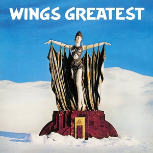 vinyl LP PAUL McCARTNEY/WINGS Greatest