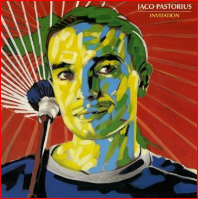 vinyl LP JACO PASTORIUS Invitation