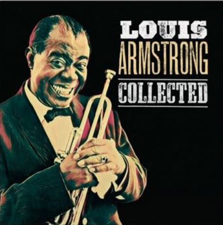 vinyl 2LP LOUIS ARMSTRONG Collected