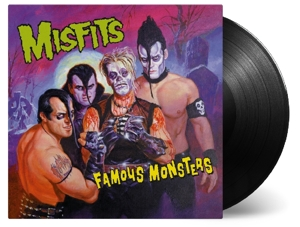 vinyl LP MISFITS Famous Monsters