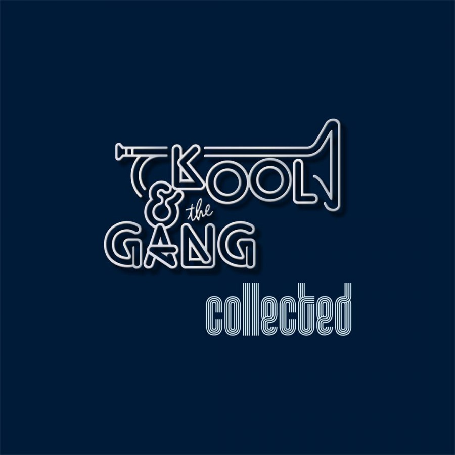 vinyl 2LP KOOL and THE GANG Collected