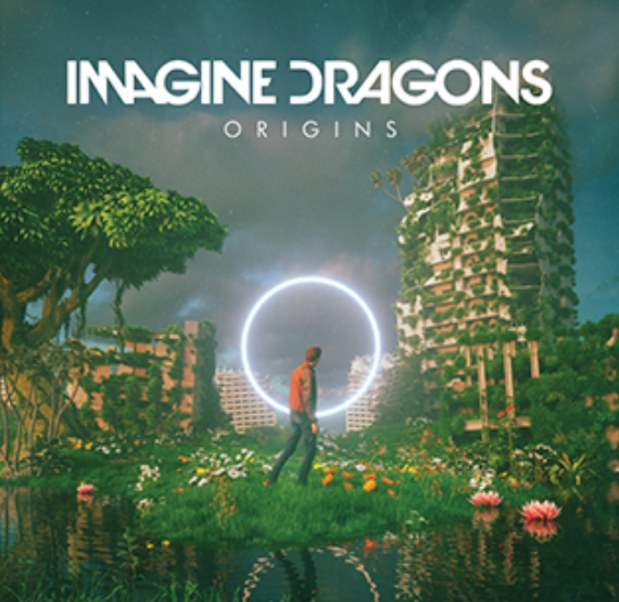 vinyl 2LP IMAGINE DRAGONS Origins