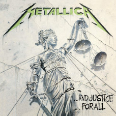 vinyl 2LP METALLICA And Justice For All